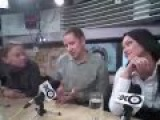 Мария Берсенева, Лена Перова интервью на радиостанции ЭхоМосквы part 4