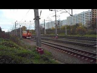 [РЖД] Автомотриса АГД-1М-07
