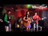 Катя Плетнёва - Amore mio Ola(Blure Cafe 5 мая 2011)