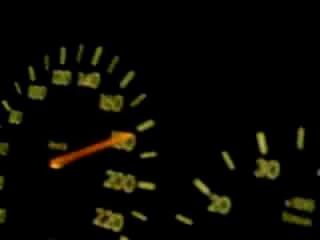 Mercedes C180 100-200km/h