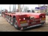 OL-TRANS - transport ponadgabarytu - średnica 9,20m