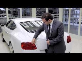 Dream: New Bentley Continental GT 2011
