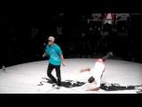 Red Bull BC One 2011 Qualifier TAIWAN - 16 battle - Lildragon(小龍) vs Pri One