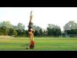 Парная акробатика - часть 2 / Strong Men in Queer Positions