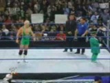 hornswoggle & finlay vs matt striker