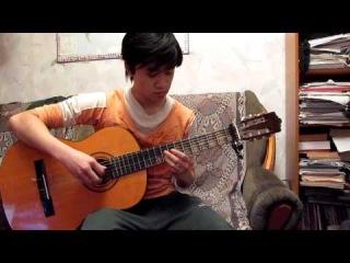 Clannad - Dango Daikazoku (guitar)