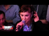 Zaz - je veux (live Cauet sur NRJ)