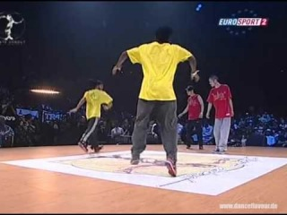 Adnan & OG (win) vs Shuho & Hideki JD HOUSE FINALE 2009