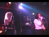 Rozz Williams and Gitane Demone - The Luxary of Tears - London UK 1996