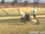Asafa Powell Power and Speed Training
