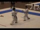 WadoRyu Team Kata: Niseishi & Bunkai