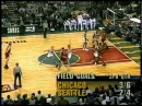 Dennis Rodman Bulls Highlights 8pts 14rebs 4asts Game 4 '96 Finals
