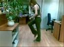 J Gabbersha HAKKE NU HAKKUH in da office