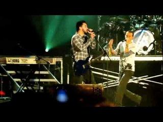 Linkin Park Jay-Z - Jigga What/Faint (Live at Milton Keynes)