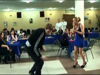 Видео №1: Танец Коляна под Лезгинку / Kolyans dance from Lezginka
