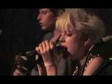 The Five O'Clock Heroes feat Agyness Deyn Who (live) au Jalouse Rocks Paris Le Showcase
