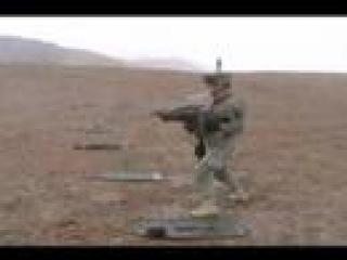 стрельба по македонски с 2 M249