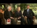 Meryl Streep, Alec Baldwin & Steve Martin - Its complicated Interview