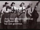 Blue Moon of Kentucky - Bill Monroe (w lyrics)