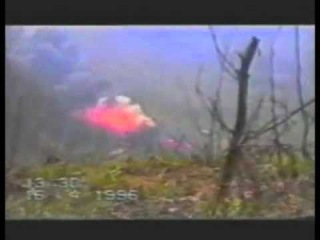 Первая Чеченская. Гибель Колонны 245 мсп
