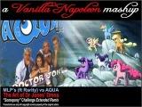 My Little Pony vs Aqua - The Art of Dr Jones' Dress