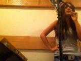 Вика Гранд на студии