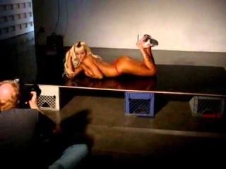 Marina Brass Gorgeous Fitness Model Bikini Shoot!