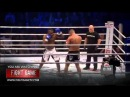 Gokhan Saki vs Wendell Roche Rd 2 at Glory World Series in Charleroi **spoiler