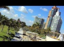WELCOME TO MIAMI BEACH SWISS FLIGHT LX64 ZURICH MIAMI HD