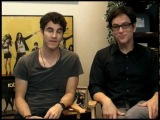 Darren Criss and Robert Ulrich - The Glee Project Casting Promo
