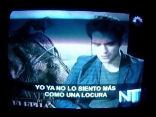 Robert Pattinson Interview Canal 13 (Argentina)