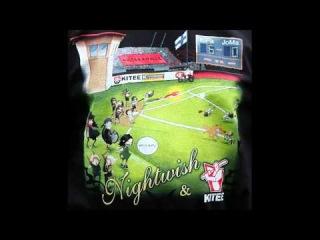 Nightwish - Kiteen Pallo Entrance Song 2011 (отрывок из песни с нового альбома)
