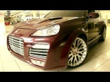 ★★ Porsche Cayenne Turbo TechART by Tuning Alex-M