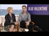 Interview with Michelle Williams and Ryan Gosling for Blue Valentine