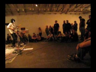 Evangelista (with Carla Bozulich): Lucky Lucky Luck - Oakland, 6/24/10
