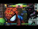 Ultimate Marvel vs Capcom 3 'Dr.Strange,Hawkeye,Ghost Rider VS Nemesis,Strider Hiryu,Firebrand' [HD]
