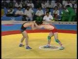 Амир-Реза Хадем - Гаджиев Магомед-Салам - за 3 место 74 кг ОИ-92 Барселона