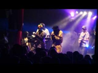 The Abyssinians - Satta Massagana LIVE