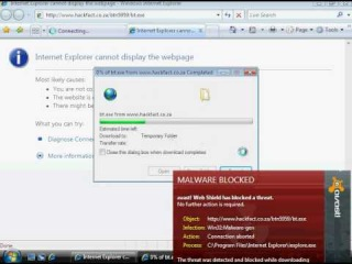 Avast 5 And Comodo Firewall 4 Prevention Test