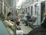 Прикол в метро в Питере