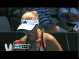 Sabine Lisicki vs Sania Mirza pt6 ASB 2011