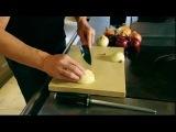 Гордон Рамзи о том, как быстро нарезать лук