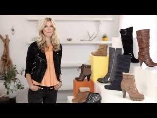 Самая-самая модная обувь этой осенью