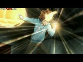 Tsuna and Mukuro vs Daemon Spade