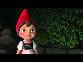 Gnomeo and Juliet [Official Trailer 2010 HD]