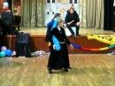 Танец Флер де Лис и Феба