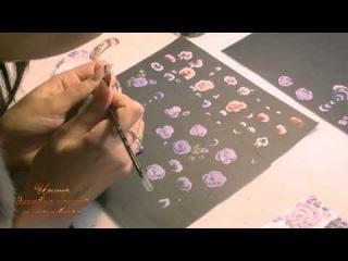 Обучение по китайской росписи видео