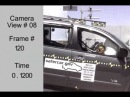 Crash Test 2008 Nissan Armada   Infiniti Qx 56 (Full Frontal) NHTSA