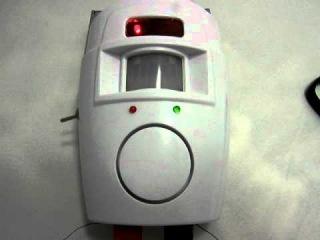 Кемпинговая автономная сигнализация