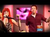 Simple Plan feat. Vanessa Amorosi - Jet Lag (Live Sunrise Festival of Music 05.10.2011)